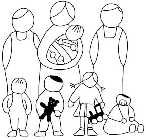 Tauschmarkt für Kindersachen