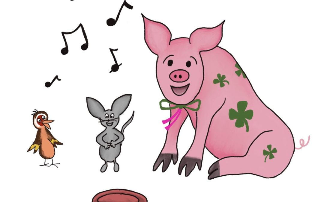 Fridolin und das Glücksschwein