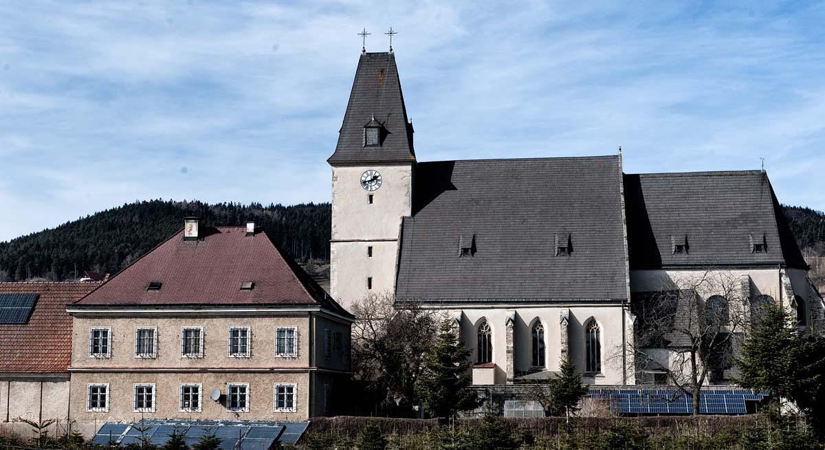Maria Laach - Kirche